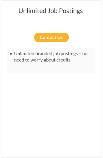 Unlimited Job Postings