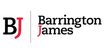 Logo for Barrington James