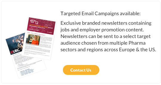 Targeted email campaigns homepage